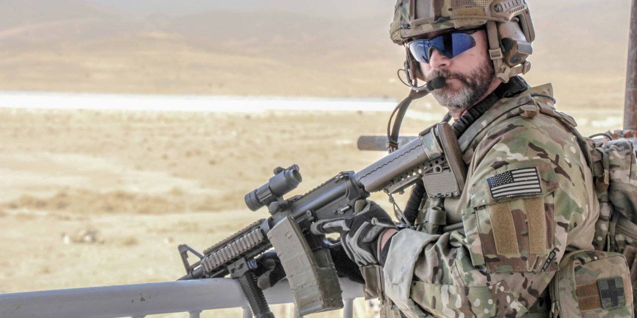 the journey of a soldier from a battlefield to the business field