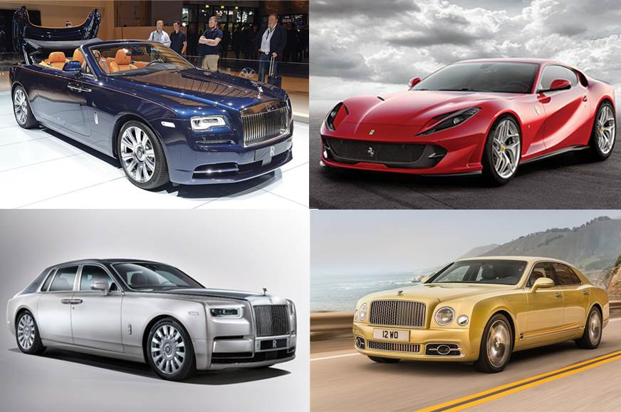 Weekend Read: 8 Most Expensive Cars in the World - startupanz.com
