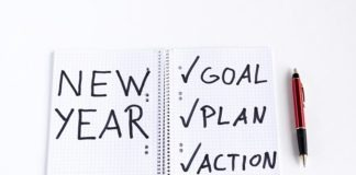 New year resolution