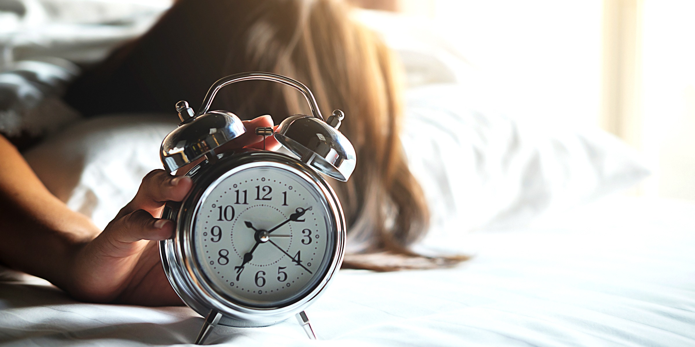 How To Turn Alarm Clock Into A Positive Trigger For Your ...